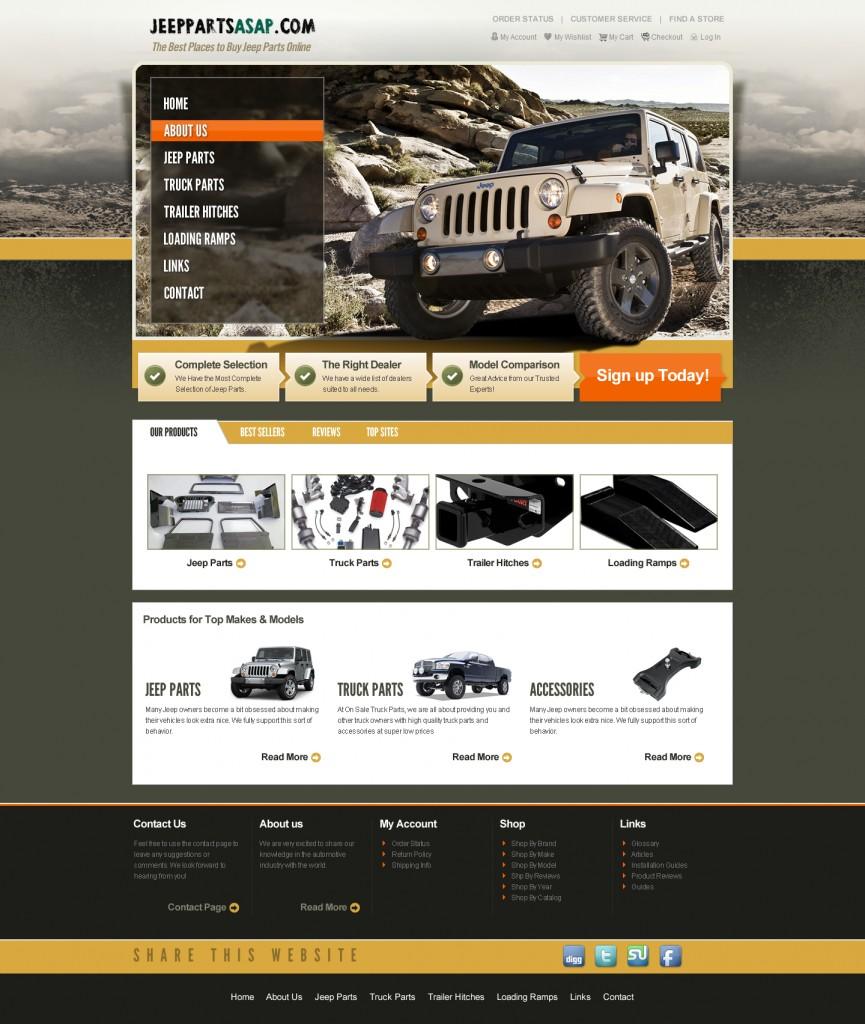 Jeep Parts ASAP
