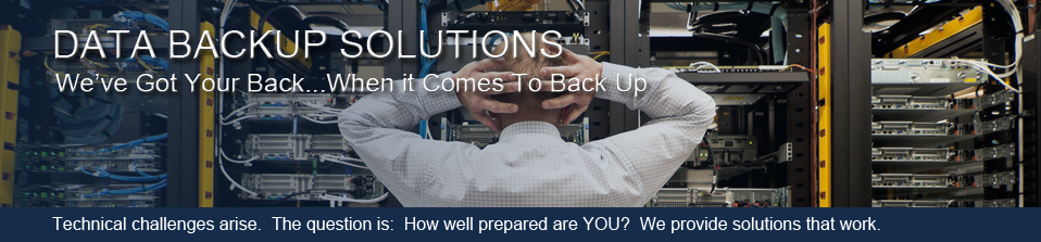 Data Back-up Solutions Portland