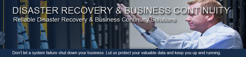 Disaster Recovery and Business Continuity Portland